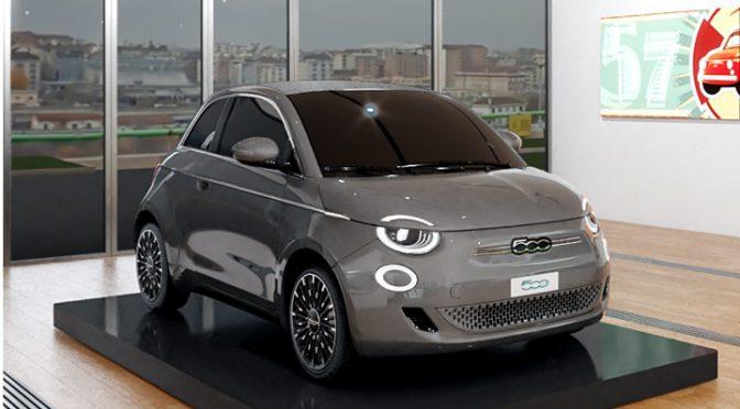 Casa Virtual 500   Fiat   Inaugura el templo del icono italiano