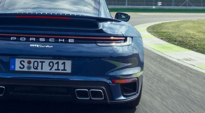 911 Turbo   Porsche   un referente sport desde hace 45 años