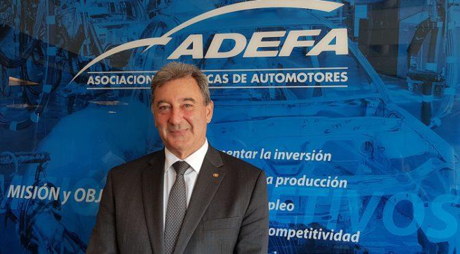 ADEFA   Cambio de autoridades en la asociación