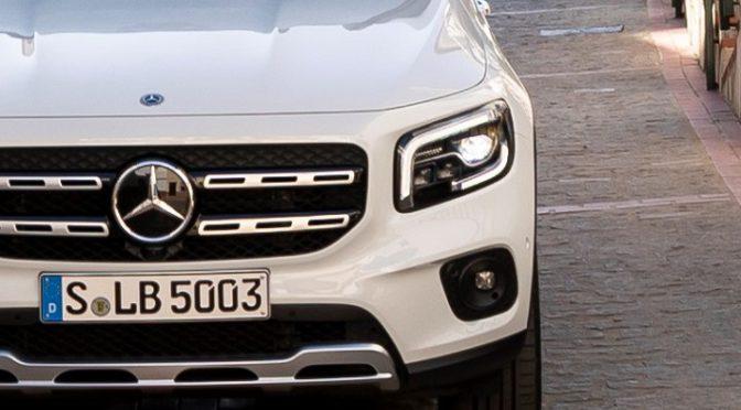 GLB 250 | Mercedes-Benz | presentó la nueva SUV premium
