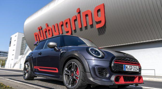 MINI John Cooper Works GP   Nürburgring   El paraíso del nuevo deportivo