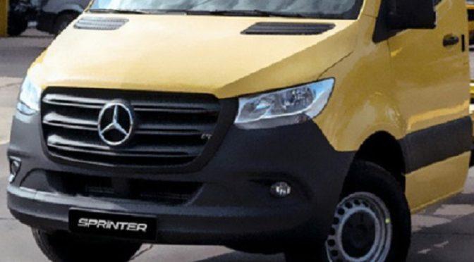 Sprinter | Mercedes-Benz | Se exportará nuevamente a EEUU