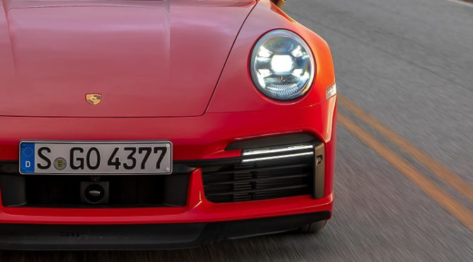 911 Turbo S | Porsche | llega a la Argentina en agosto