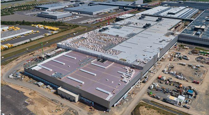 Porsche | La planta de Leipzig se prepara para la electromovilidad