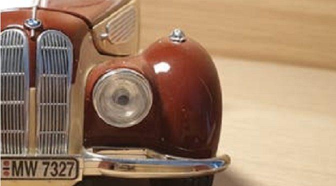 327 Coupé | BMW | una idea estilística, un orgulloso patrimonio del pasado