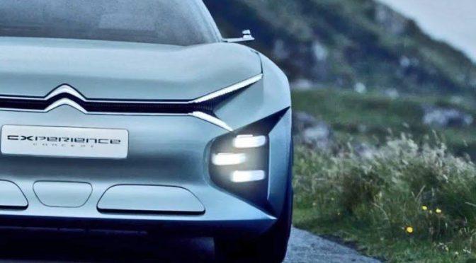 ë-C4 Concept | Citroën | compacto 100% eléctrico