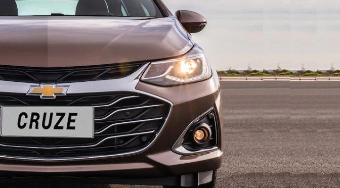 Cruze |  Chevrolet | Lideró las ventas de junio 2020 en su categoria
