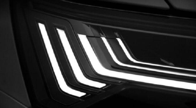 Matrix LED HD | Audi | Tecnología de iluminación + video