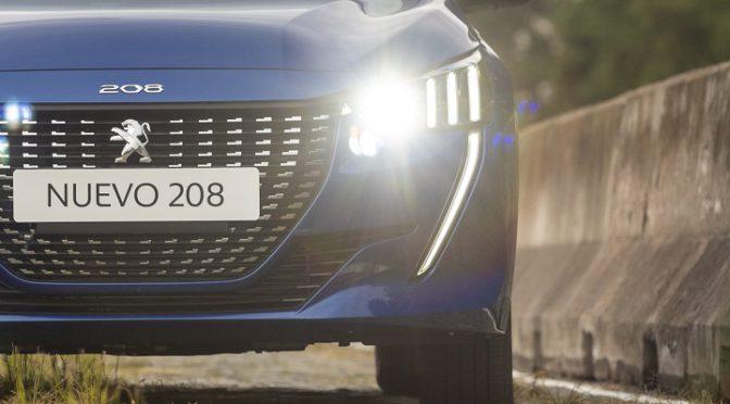 Nuevo 208 | Peugeot | inició la producción en serie en El Palomar