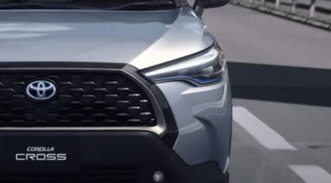 Corolla Cross | Toyota | Se presentó el SUV que se fabricará en Brasil