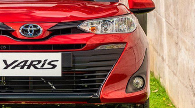 Yaris   Toyota   Actualiza su central multimedia y…