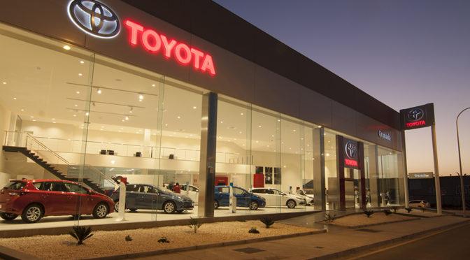Toyota | Argentina | RSE | fortalece la sustentabilidad de sus concesionarios