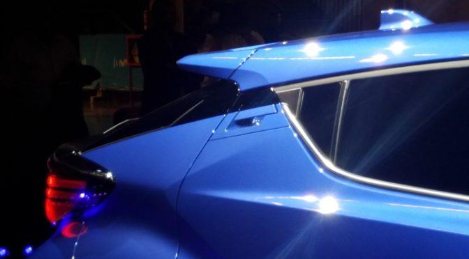 C-HR Hybrid | Toyota | El eslabón entre un concepto y uno de serie
