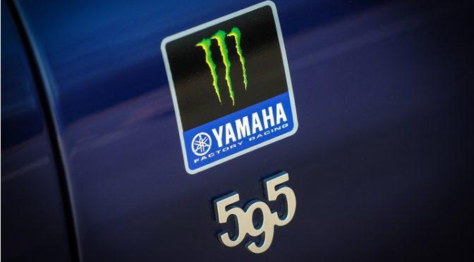 595 Monster Energy Yamaha | Abarth | Una unión de conceptos deportivos