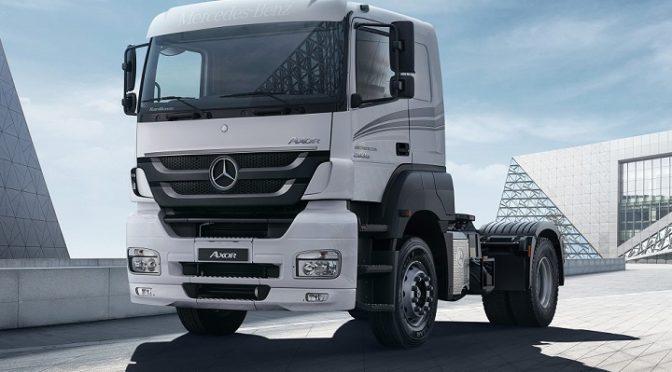 AXOR 2036 Stärker | Mercedes-Benz | En alemán significa más fuerte