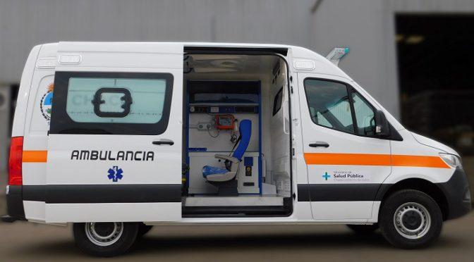 Mercedes-Benz | Más ambulancias para el  nordeste argentino