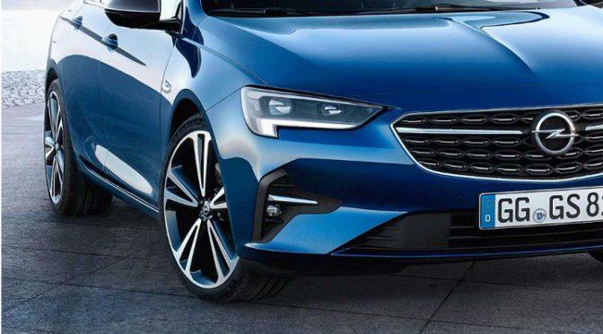 Insignia 2020 | Opel | la renovada berlina alemana