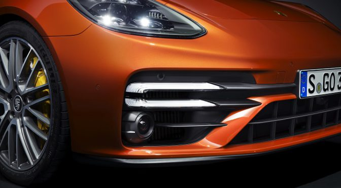 Panamera | Porsche | Presenta su nueva limusina deportiva