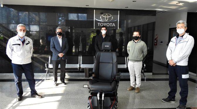 SIRUOM | Edites Solutions & Toyota | Se presentó el prototipo pre serie