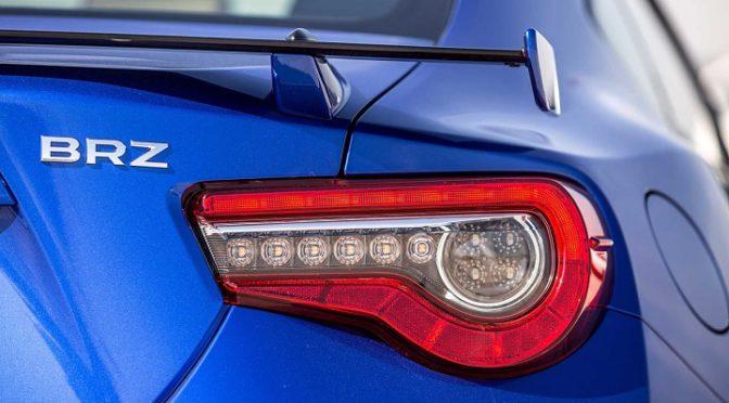 BRZ   Subaru   Adiós a un gran deportivo