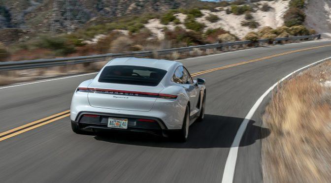 Taycan | Porsche | Su carrocería con combinación inteligente de materiales