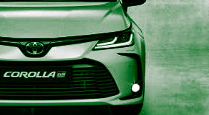 Corolla GR Sport | Toyota | el sedán con aire deportivo
