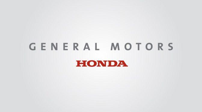 Honda & GM | Firman memorandum de entendimiento