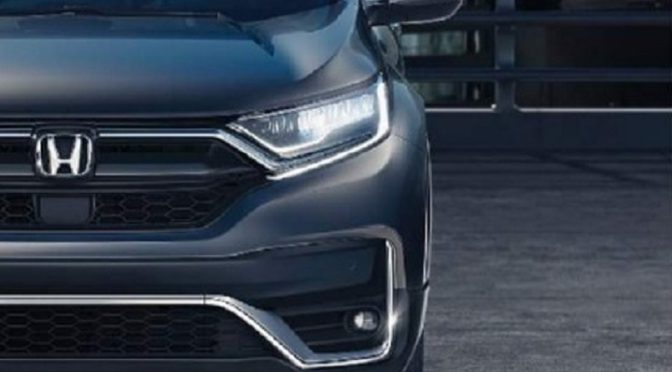 CR-V 2020 | Honda | Llegan a Argentina las nuevas versiones