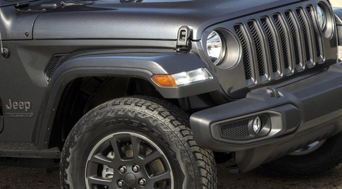 FCA | Jeep | Recall | Convoca a propietarios de Wrangler 2020 para inspección