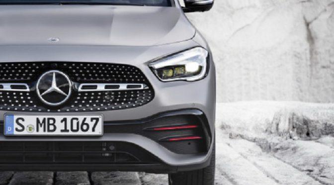 GLA 2020 | Mercedes-Benz | LLegó el nuevo SUV Premium