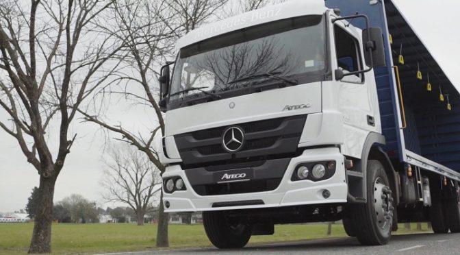 Atego 1721 | Mercedes-Benz | Nuevo y automatizado