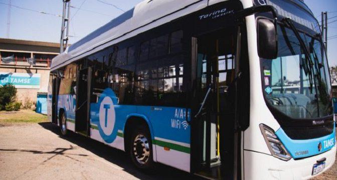 TAMSE | Scania | Probará en la provincia de Córdoba buses urbanos a GNC