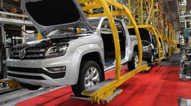 Volkswagen | Argentina | amplía su volumen de producción en Pacheco