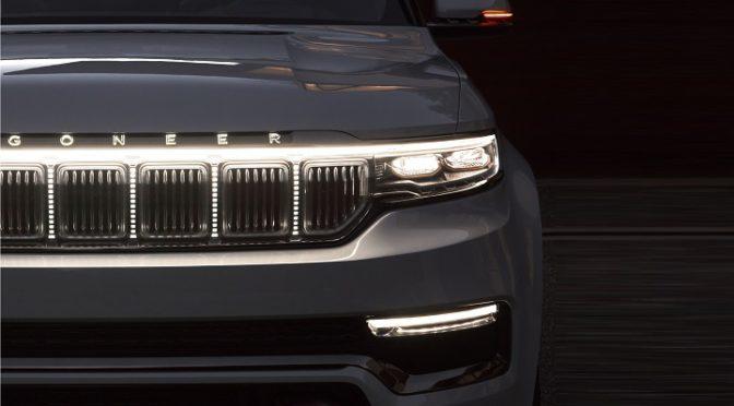 Grand Wagoneer Concept  | Jeep | Lanzamiento o Celebración?