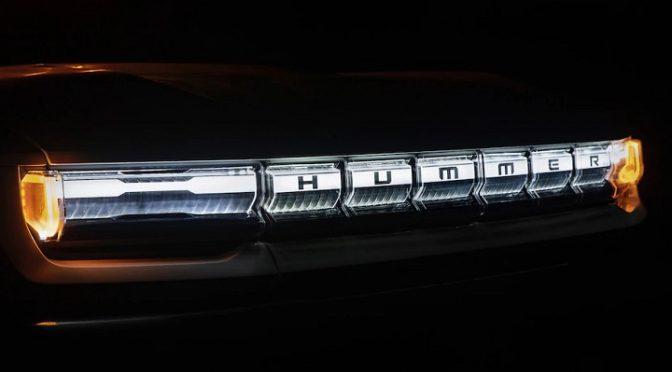 GMC HUMMER EV | GM | la pickup eléctrica con + de 1000CV