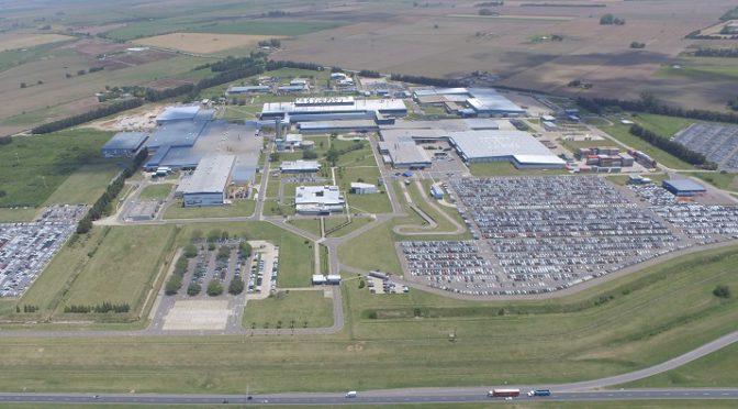 General Motors | Rosario | reanudó la ejecución de su plan de inversión