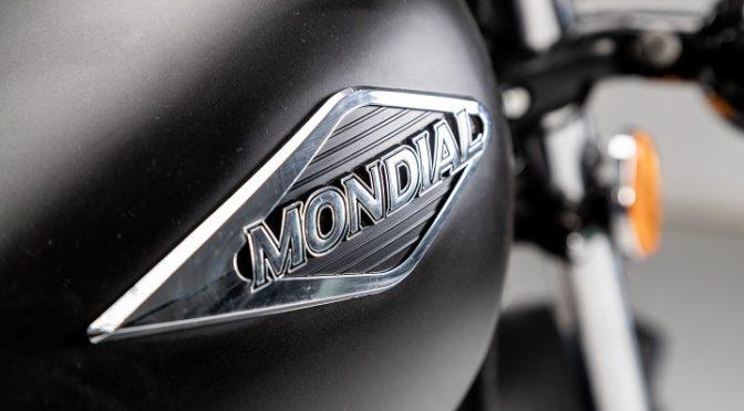 HD250 | Mondial | Llegó una nueva versión de la elegante custom
