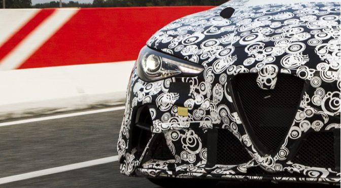 Giulia GTA | Alfa Romeo | Los pilotos del Racing ORLEN de F1 lo pusieron a prueba