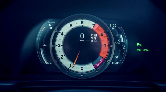 LC | Lexus | llega a Argentina el icónico deportivo