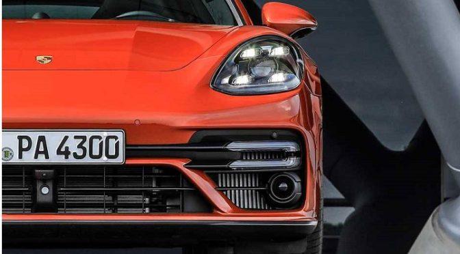 Panamera Turbo S E-Hybrid | Porsche | nuevos híbridos enchufables con hasta 700 CV