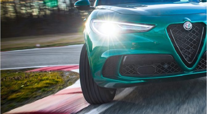 Stelvio Quadrifoglio | Alfa Romeo | es el SUV del Año