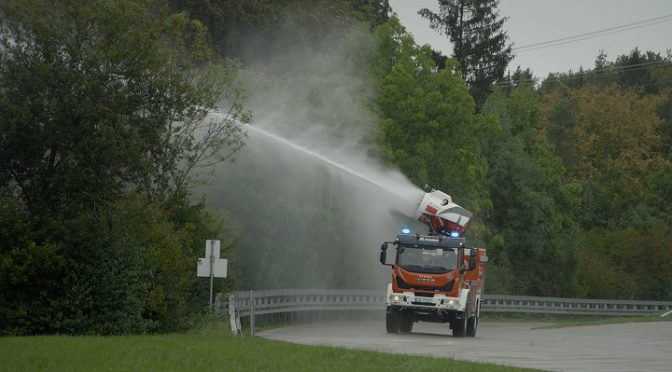 TLF AirCore | Magirus | su nuevo vehículo contra incendios