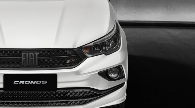 Cronos S-Design | Fiat | el modelo se actualiza acompañando un rebranding