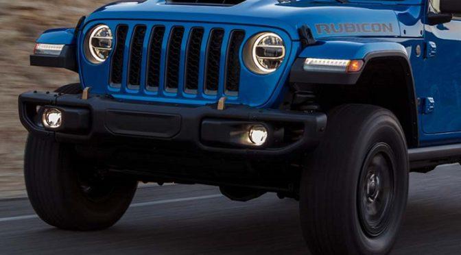 Wrangler Rubicon 392 | 4x4x470 |  Jeep | Combina la  capacidad 4×4 con 470 CV