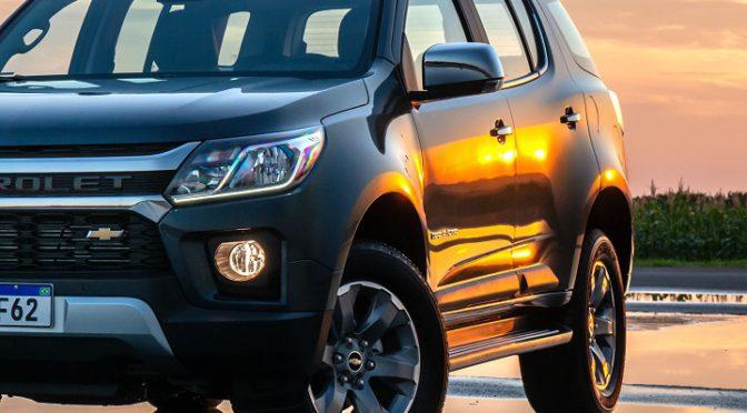 Trailblazer 2021 | Chevrolet | Rediseño + Conectividad + Seguridad Total