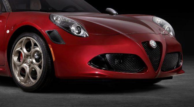 4C Spider 33 Stradale Tributo | Alfa Romeo | Homenaje a una leyenda