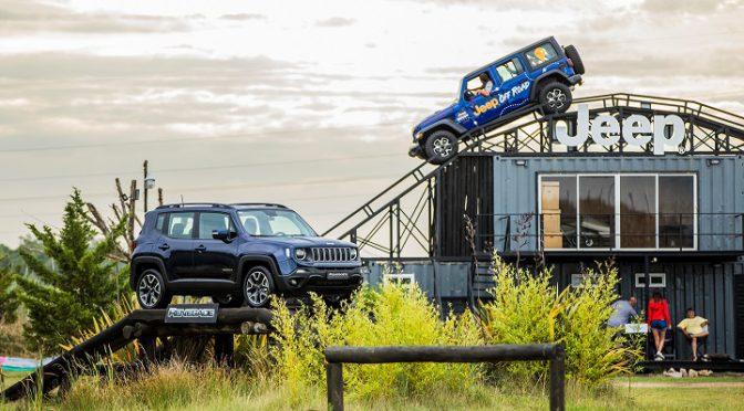 Verano 2021 | Jeep® y RAM | Presentes en el verano de los argentinos